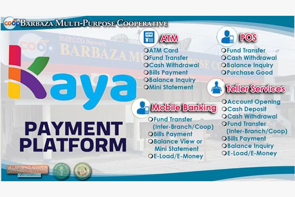 KAYA Payment Platform
